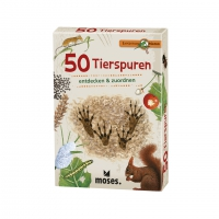 Expedition Natur - 50 Tierspuren