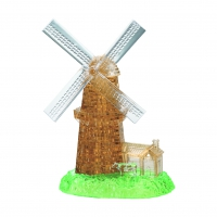 Große Crystal Puzzle - Windmühle