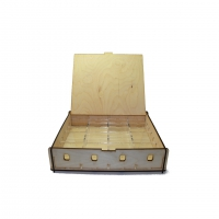 Board Game Storage Boxes - Universal Box (Wooden)