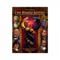 Two Headed Serpent