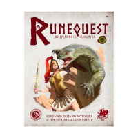 RuneQuest - Roleplaying in Glorantha Quick Start