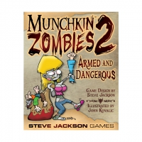 Munchkin Zombies - Armed and Dangerous