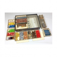 Organizer compatible with Istanbul