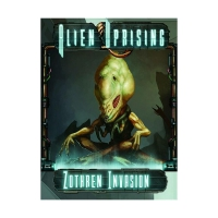 Zothren Invasion - an Alien Uprising stand alone card game