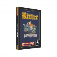 Spiele-Comic Abenteuer - Ritter #2 (Hardcover) (AT)