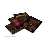 Star Trek - Star Trek Adventures - Next Generation Klingon Tile Set