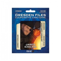 Dresden Files - Cooperative Card Game Expansion 4 - Dead Ends