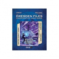 Dresden Files - Cooperative Card Game Expansion 5 - Winter Schemes