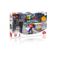 Puzzle - Super Mario Odyssey New Donk City - 500 pc