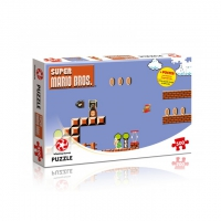 Puzzle - Super Mario Bros. Higher Jumper (500 pcs)