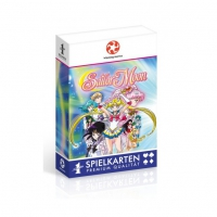 Playing Cards - Sailor Moon