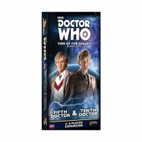 Doctor Who - Doctor Who 5th & 10th Doctors Expansion