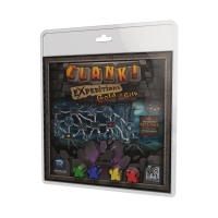 Clank! Expeditions - Gold & Silk