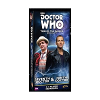 Doctor Who - Doctor  Who - 7th & 9th Doctors Expansion
