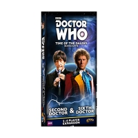 Doctor Who - Doctor  Who - 2th & 6th Doctors Expansion