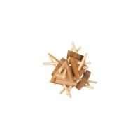 Bamboo Puzzle Triangles