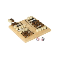 Pocket Game Bambus Backgammon