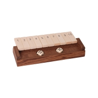 Shut The Box Spielregeln