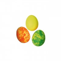 jumping egg colored