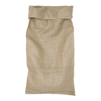 Sack for Sack Racing -  ca. 1350 x 650 mm - long - Jute fabric