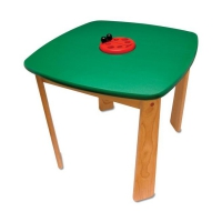 Kids table - Ladybug