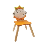 Childrens chair princess