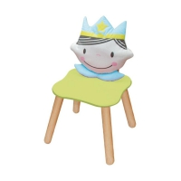 Childrens chair Prince pastel - 340 x 460mm