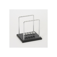 Newtons Cradle with base, 14 cm