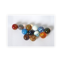 Glass marbles 25 mm
