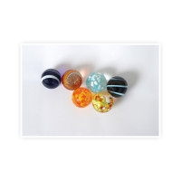 Glass marbles 30 mm