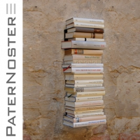 Paternoster Regal - Bücherregal - Bücherstapel