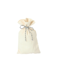 Cotton bags -  ca. 230 x 130 mm - long - cotton
