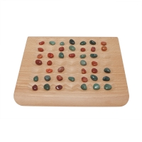 Seega - a position game from North Africa and Asia