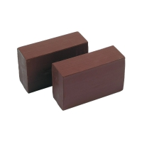 Style kneading - plasticine - modeling - artist-quality N - block form 1000 g - brown