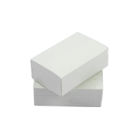 Style kneading special - plasticine - modeling - block form 1000 grams - White