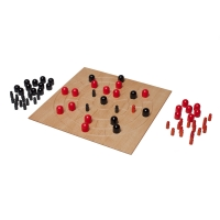 ARONDA - drama on the game board