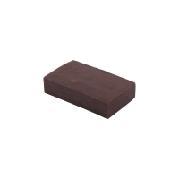 Plasticine - Fantasia - block mold 100 g - brown