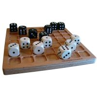 CUBLINO - Dice - and yet no game of chance