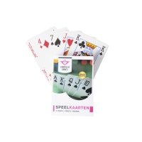 Playing cards 54 sheet