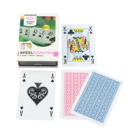 Playing cards made of plastic 54 sheet