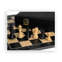 Chess figures - Grand Master - exclusive Chess figures - king height 89mm