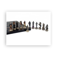 Chess figures - American Revolution - King size 75mm