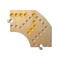 Brändi Dog - Ersatzsegment - Spielbrett - gelb