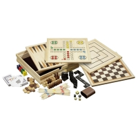 Wooden Game Compendium 10 - medium
