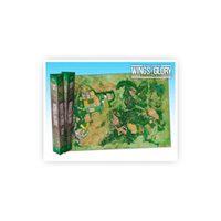 Wings of Glory - Game Mat - Countryside WGA502A