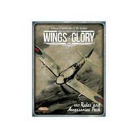 Wings of Glory WW2 - Rules and Accessories Pack WGS002A